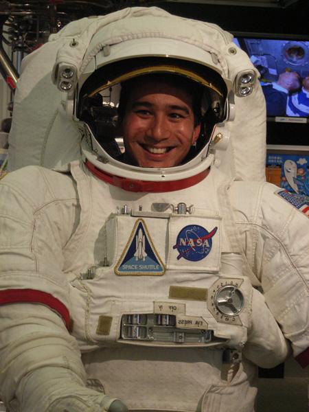 Astronaut Ben