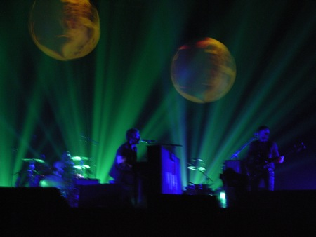 Stage orbs