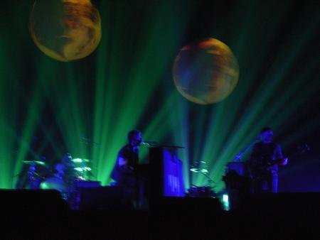 Stage orbs