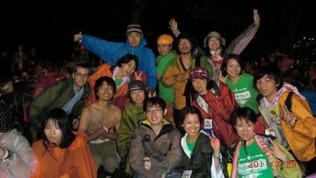 The Fuji Rock Crew!