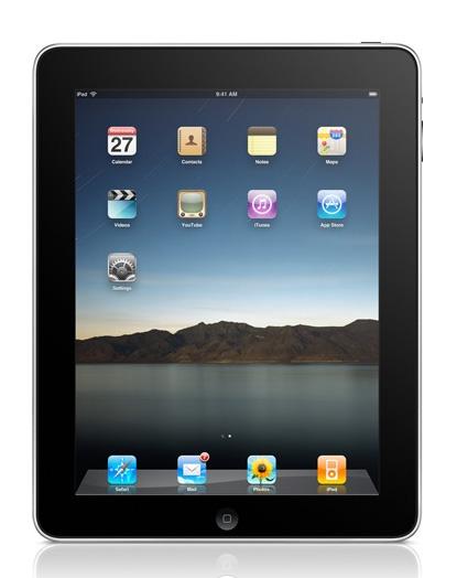 The 1st Generation iPad