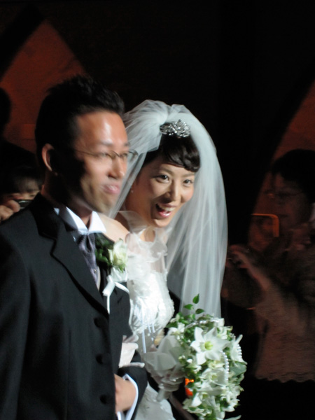 Mayumi and Ken, Husband and Wife