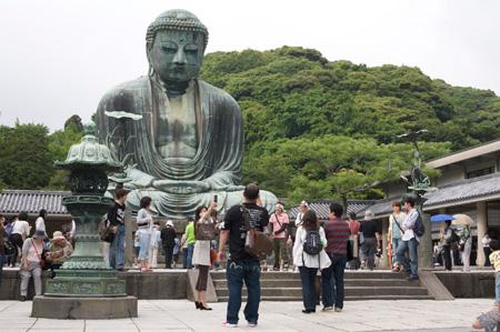 A very large buddha