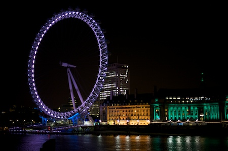 The Eye and the Thames