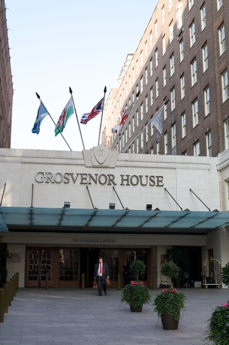 Grosvenor House - JW Marriott