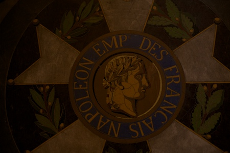 Napoleon mosaic