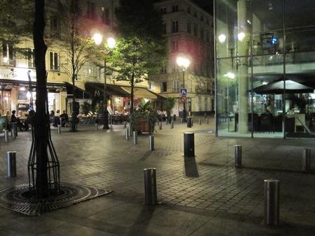 Place du Marché St-Honoré