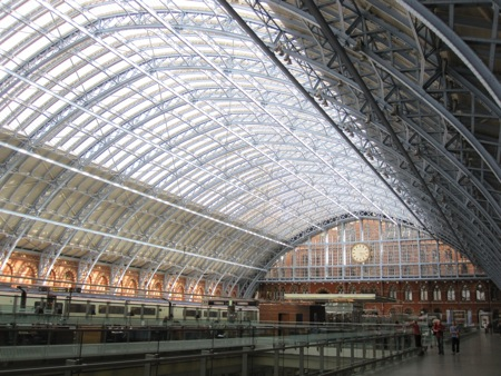 St. Pancras International Terminal