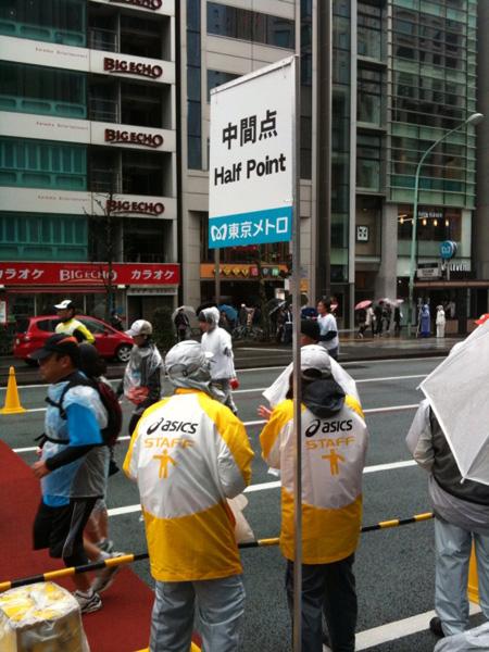 The Tokyo Marathon