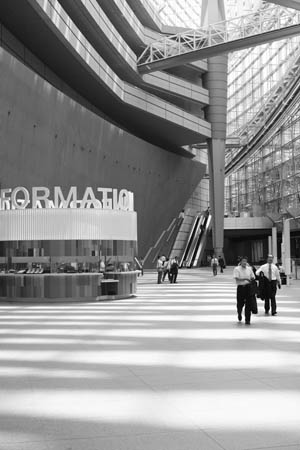 The International Forum in Black and White