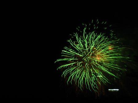 Okazaki fireworks