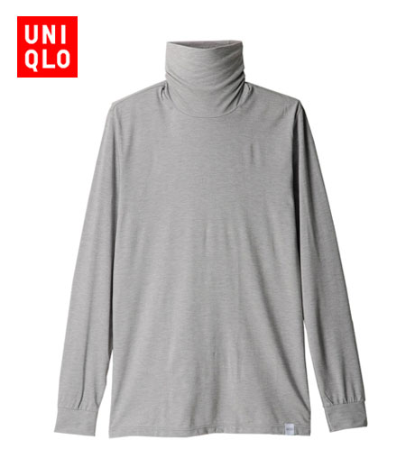 HEATTECH Turtleneck by UNIQLO